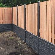 595934974a6 Schutting plaatsen? Wij plaatsen nieuwe hout beton schuttingen in uw ...